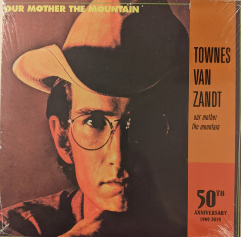 Townes Van Zandt - Our Mother The Mountain LP 50th Anniv. 180 gram RM