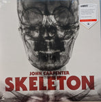 John Carpenter - Skeleton Soundtrack LP Ltd Red Vinyl w/ X-Ray Sleeve
