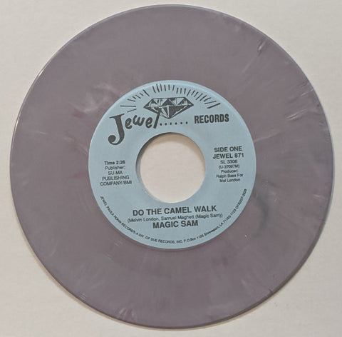 Magic Sam - Do The Camel Walk b/w Every Night About This Time 7""