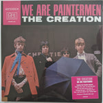 Creation - We Are Paintermen LP Ltd 180 gram Blue Vinyl EU Import