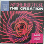 Creation -Psychedelic Rose LP Ltd 180 gram Red Vinyl EU Import