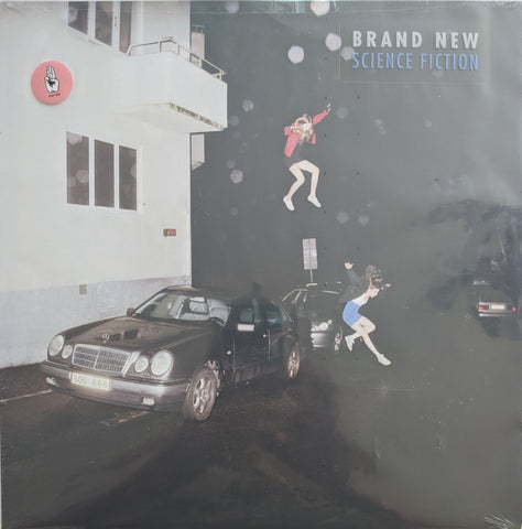 Brand New - Science Fiction 2 LP