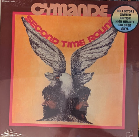 Cymande- Second Time Around LP Ltd Blue Vinyl