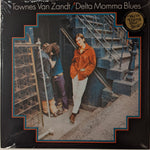 Townes Van Zandt - Delta Momma Blues LP