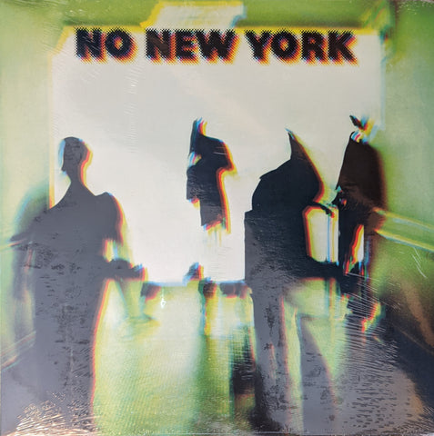 V/A No New York LP