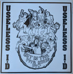 Useless I.D. - Get In The Pita Bread Pit LP