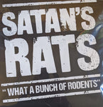 Satan's Rats - What A Bunch of Rodents LP