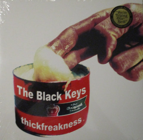 Black Keys - Thickfreakness LP