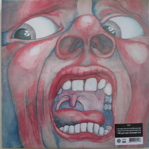 King Crimson - In The Court of The Crimson King  LP 200 gram