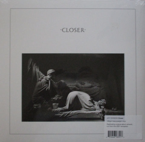 Joy Division - Closer LP 180 gram