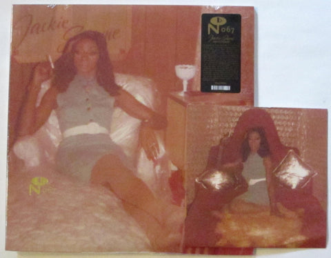 Jackie Shane - Any Other Way LP Ltd. Ed. Gold Vinyl + 7""