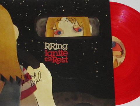 R.Ring - Ignite The Rest LP Ltd. Ed. SIGNED Red Vinyl