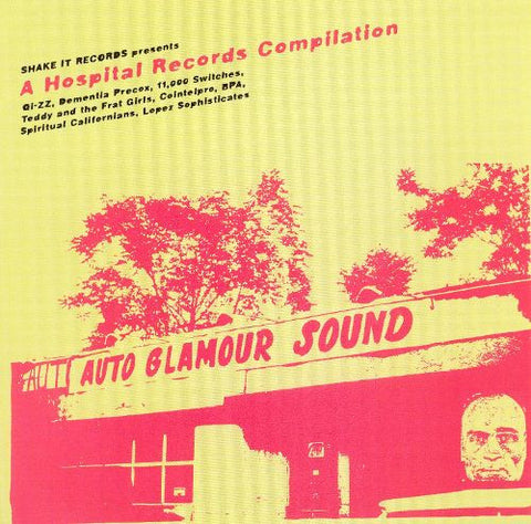 Various - Auto Glamour Sound: A Hospital Records Compilation (CD)