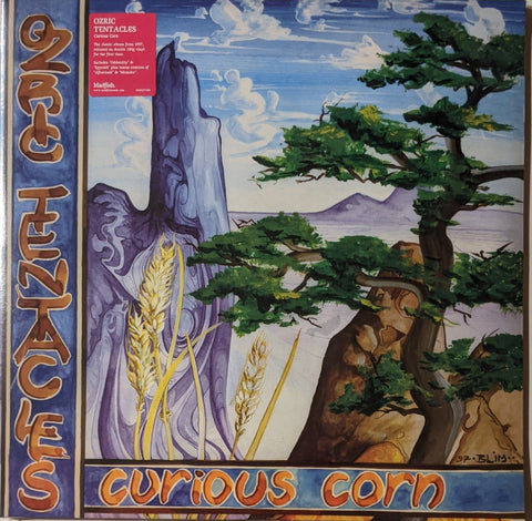 Ozric Tentacles - Curious Corn 2 LP 180 gram