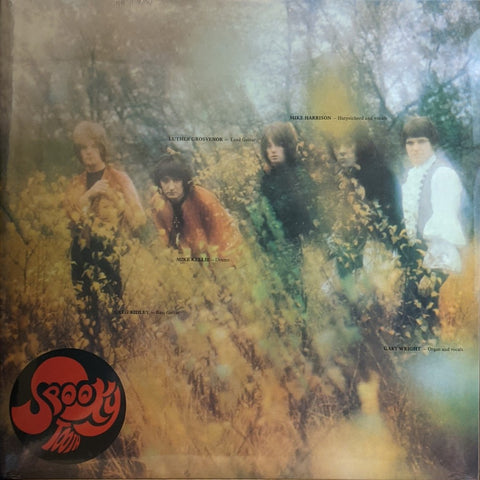 Spooky Tooth - It's All About Lp w/ 3 Bonus Tracks