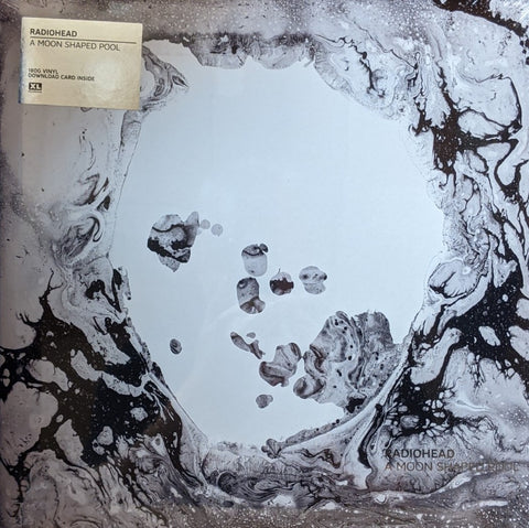 Radiohead - A Moon Shaped Pool 2 LP 180 gram