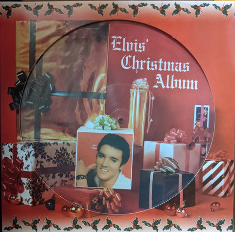 Elvis Presley - Christmas Album LP Ltd Picture Disc