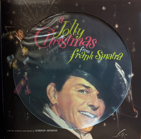 Frank Sinatra - A Jolly Christmas From.. LP Ltd Picture Disc