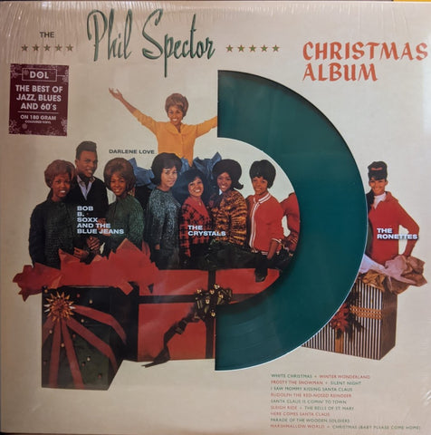 Phil Spector - Christmas Album LP Ltd. Green Vinyl 180 gram HQ