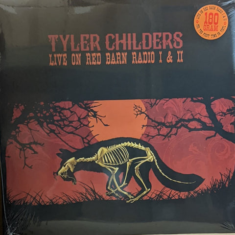 Tyler Childers - Live On Red Barn Radio I & II LP 180 gram