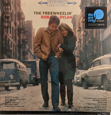 Bob Dylan - The Freewheelin' LP 180 Gram