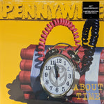 Pennywise - About Time LP 25th Anniv Ltd Silver Vinyl