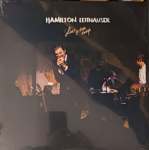 Hamilton Leithauser - Live! at The Cafe Carlyle LP