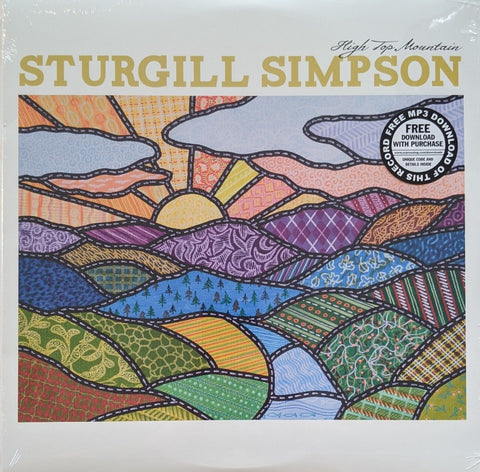 Sturgill Simpson - High Top Mountain LP