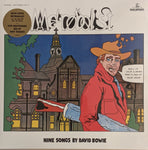 David Bowie - Metrobolist - Nine Songs By ... LP 50th Anniv.