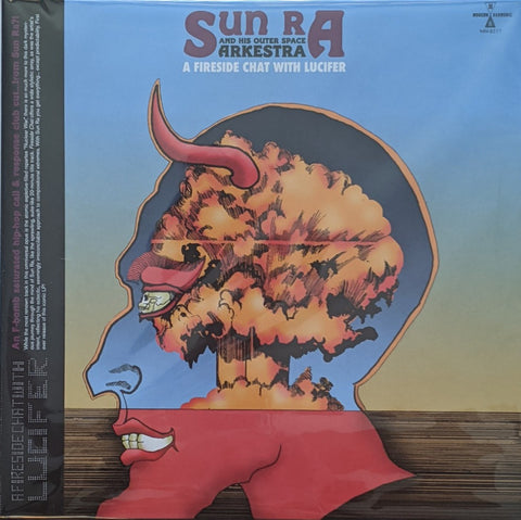 Sun Ra  & His Outer Space Arkestra - Fireside Chat With Lucifer LP