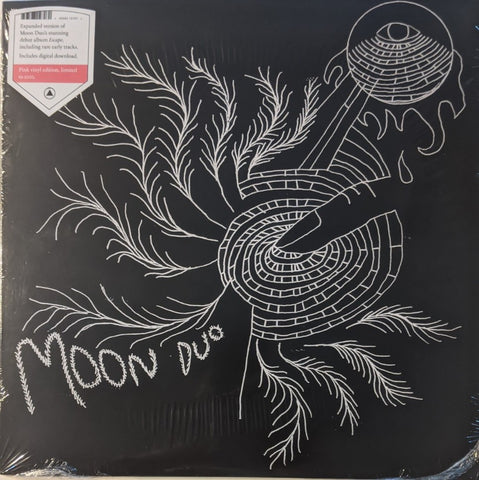 Moon Duo - Escape : Expanded Version LP Ltd Pink Vinyl