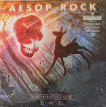 Aesop Rock - Spirit World Field Guide 2 LP Ltd Clear Vinyl