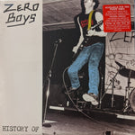 Zero Boys - History Of ... LP