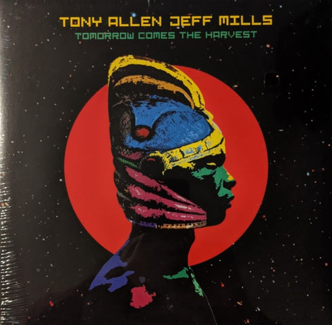Tony Allen / Jeff Mills - Tomorrow Comes The Harvest 10""