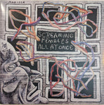 Screaming Females - All At Once 2 LP Ltd Clear Vinyl SIGNED