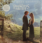 Prince Bride OST LP Music by Mark Knopfler Ltd Clear Vinyl