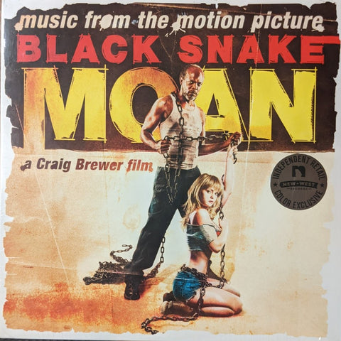 Black Snake Moan OST LP Ltd Indie Exc Colored Vinyl