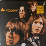 Stooges - S/T LP Ltd Clear w/ Black Swirl Vinyl