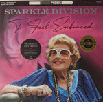 Sparkle Division - To Feel Embraced LP Ltd Honeysuckle Vinyl