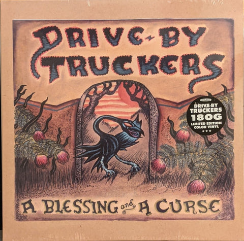 Drive By Truckers - Blessing & A Curse LP Ltd 180 Gram Clear w/ Purple Splatter Vinyl