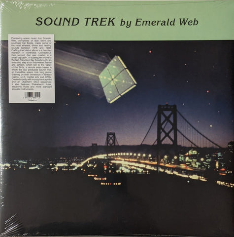 Emerald Web - Sound Trek LP