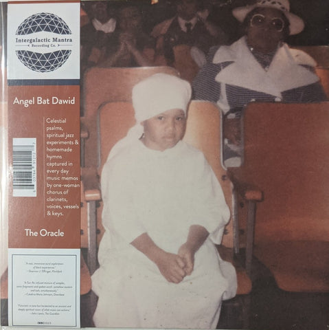 Angel Bat Dawid - The Oracle LP
