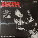 Blacula OST LP Music by Gene Page
