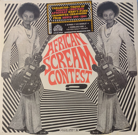 V/A African Scream Fest 2 LP