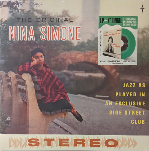 "Nina Simone - Little Girl Blue LP + 7"" w/ Bonus Track"