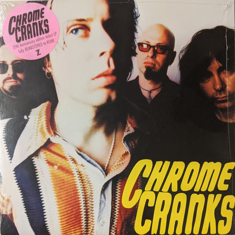 Chrome Cranks - S/T LP
