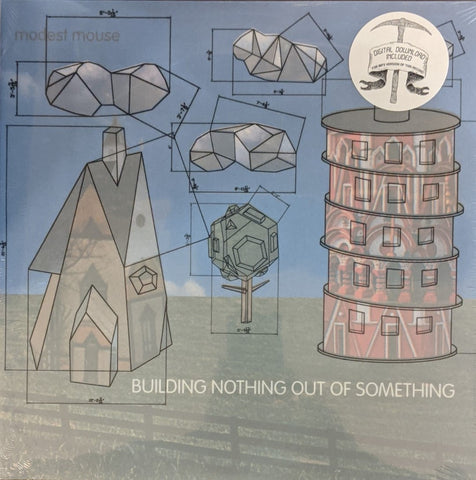 Modest Mouse - Building Nothing Out of Something LP 180 Gram