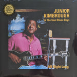 Junior Kimbrough & Soul Blues Boys - All Night Long LP