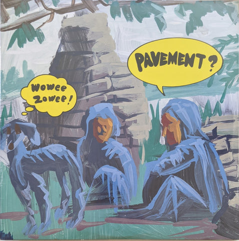 Pavement - Wowee Zowee 2 LP