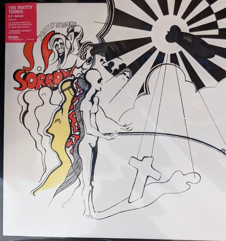 Pretty Things - SF Sorrow LP 180 Gram